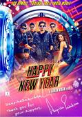 'Happy New Year' Promotion: Shah Rukh Khan Reveals 1st Schedule of Road Shows Ov