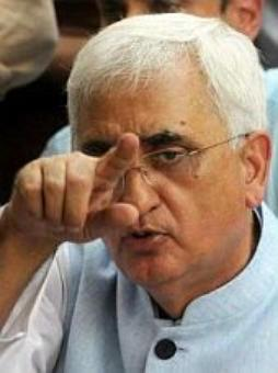 LIVE! Khurshid: Won't return to Parliament unless Khobragade is home