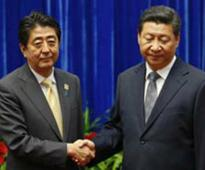 Japan Says Prime Minister Shinzo Abe Hopes to Meet China's Xi Jinping in Indonesia