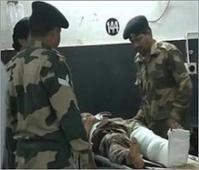 Two killed in heavy Pak shelling on 22 border posts  ..