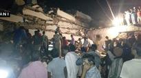 Building collapses in Hyderabad, two people including a child rescued