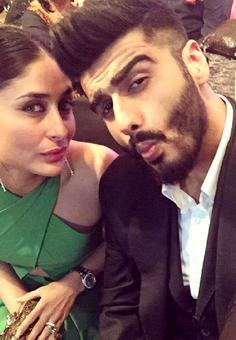 Arjun teams up with 'first crush' Kareena for Ki and Ka