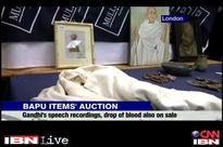 I am helpless in preventing auction of Bapu's blood: Tushar Gandhi