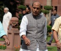 Rajnath Singh may lead all-party delegation to Kashmir on 3 September