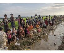 Rohingya crisis: 582,000 fled to Bangladesh since August 25, says UN