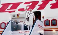 After Brief Stopover At Jaipur, PM Modi Leaves For Delhi