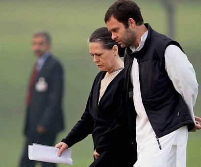 Sonia, Rahul exempted from personal appearance in National Herald case