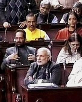 PM came, saw and left without uttering a word