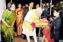 No red tape, only red carpet: Modi to Japan