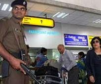Another Glass Pane Falls Off Roof at Chennai Airport