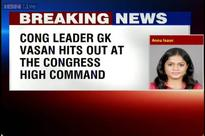 GK Vasan hits out at Congress, says Working Committee acting against TNCC