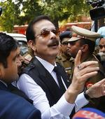 Sahara to deposit a 'substantial amount' to free Subrata Roy