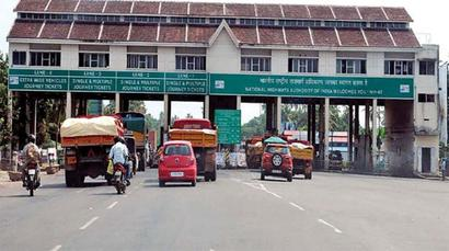 Now, use credit or debit cards to pay at toll plazas