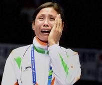 Anger wells up as Sarita Devi robbed of a gold