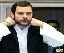 Rahul to sound poll bugle, first rally in Rajasthan today