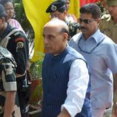 Mamata Banerjee questions motive behind Home Minister Rajnath Singh's visit to the state