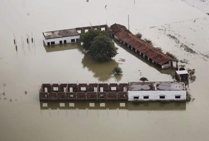Flood situation grim in UP and Bihar