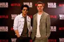 You won't believe what Shah Rukh Khan & Brad Pitt discussed!