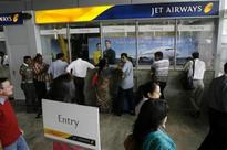 Jet Airways shares ride high, up 14% on rating upgrade by ICRA