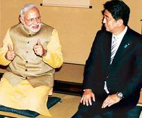 Japan commits $35 bn investment in India