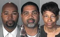 Fake police officers who claimed Knights Templar descent arrested