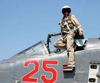Russian air force kills 300 IS jihadists