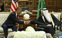 Barack Obama to Assure Saudi king of US Help to Counter Iranian Threat