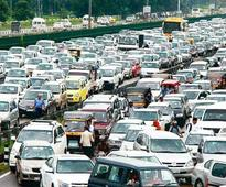 Vehicles more than 15 years old banned in Delhi
