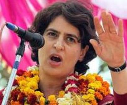 Priyanka rakes up 'snoopgate' to take on Modi