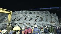 114 bodies pulled from toppled Taiwan building; 1 missing