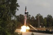 India's Longest-Range Missile Agni-V Test-Fired Successfully