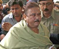 Arrested Bengal minister Madan Mitra complains of chest ...