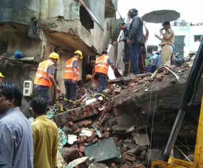 NDRF joins rescue ops in Bhiwandi; toll hits 8