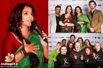 AGAIN Vidya Balan as ambassador of Melbourne Film Festival