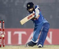 Kohli raring to get back into action