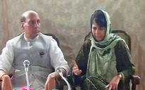 Kashmir unrest: Rajnath Singh promises alternative to pellet guns, asks media not to question Centre's role
