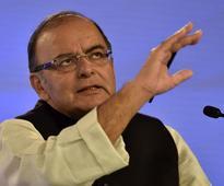 India leading fight against black money: Jaitley