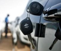 Maruti Suzuki October sales dip 1.1% to 1.04 lakh units