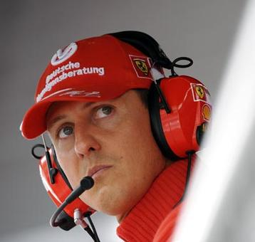 'Small, encouraging signs' in Michael Schumacher's condition: agent