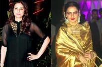 Tabu steps into Rekha's shoes for 'Fitoor'