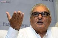 Bhupinder Singh Hooda writes to Modi on problems of rice growing farmers