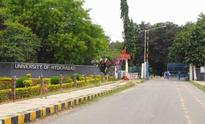 Students continue stir at University of Hyderabad