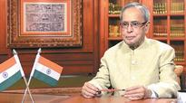 Mukherjee's address on RDay Religion cannot be cause of conflict President