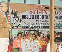 Cong takes FA campaign to Biren's home turf