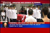 Lee Kuan Yew was among the tallest leaders of our times: PM Modi