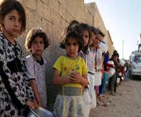 Over five million kids affected by Syria conflict: Unicef