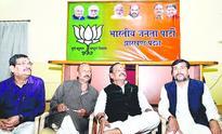BJP domicile meet tilts to 2000