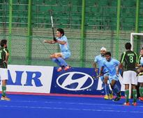 India pip Pakistan to win hockey gold medal in Asiad