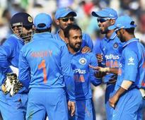 India retain same team for last two ODIs