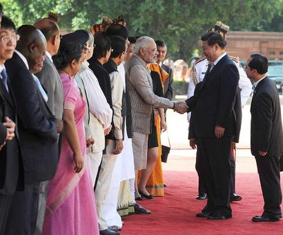 What the 12 MoUs between India and China are about